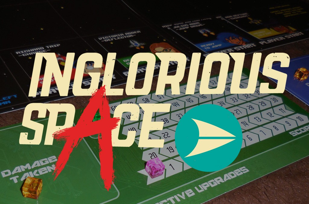 Inglorious Space Kickstarter is Live!