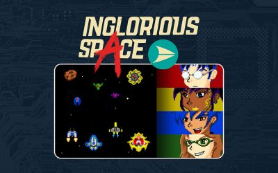 Inglorious Space Now Available For Pre-Order