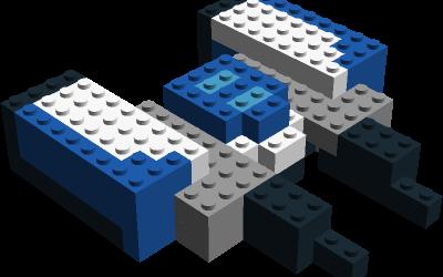 Inglorious Space Lego Sneak Peek