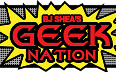 Geek Nation Tells An Inglorious Tale On Their Podcast