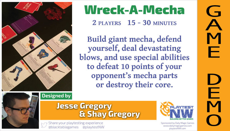 playtestnw wreck-a-mecha