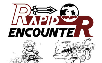 Rapid Encounter: An RPG Battle in Your Pocket